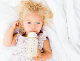 Baby Bottle Tooth Decay - Pediatric Dentist in Mansfield, Tx